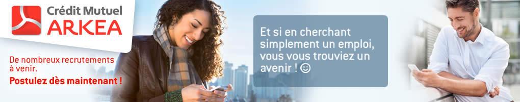 Credit Mutuel Arkea Recrutement Candidature Rapide Et Facile